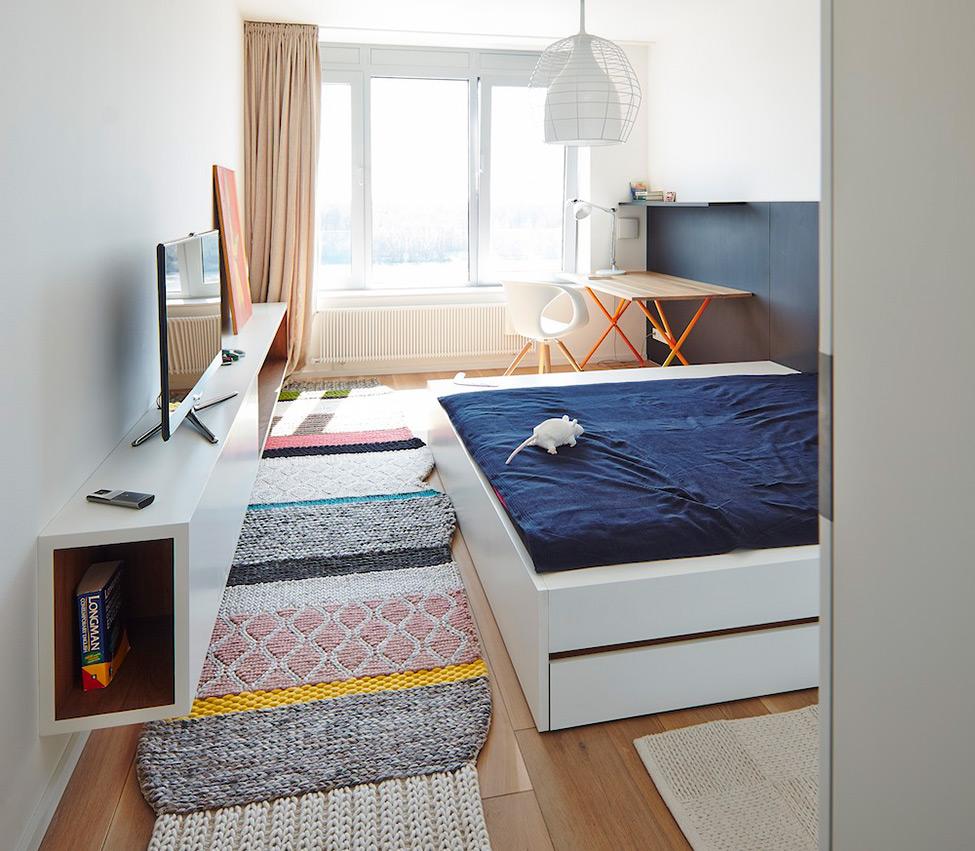 Стильная квартира в Братиславе фото 10
