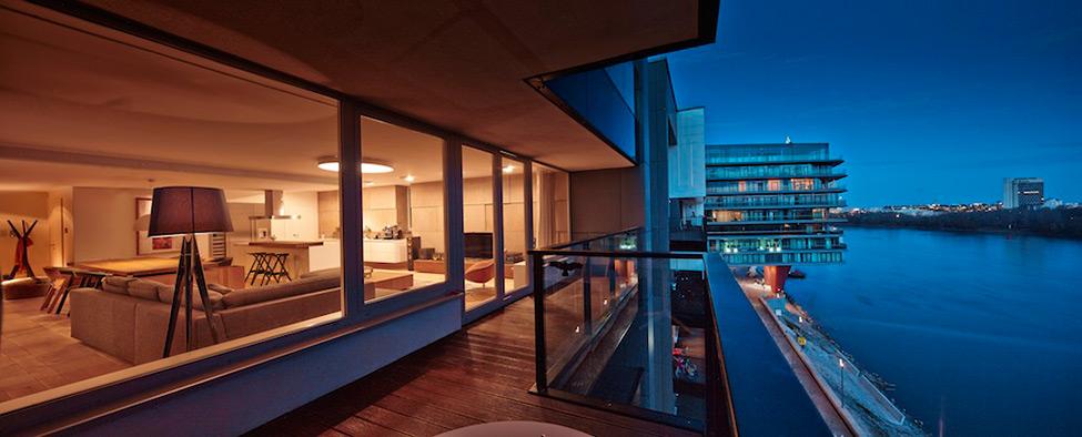 Стильная квартира в Братиславе фото 12