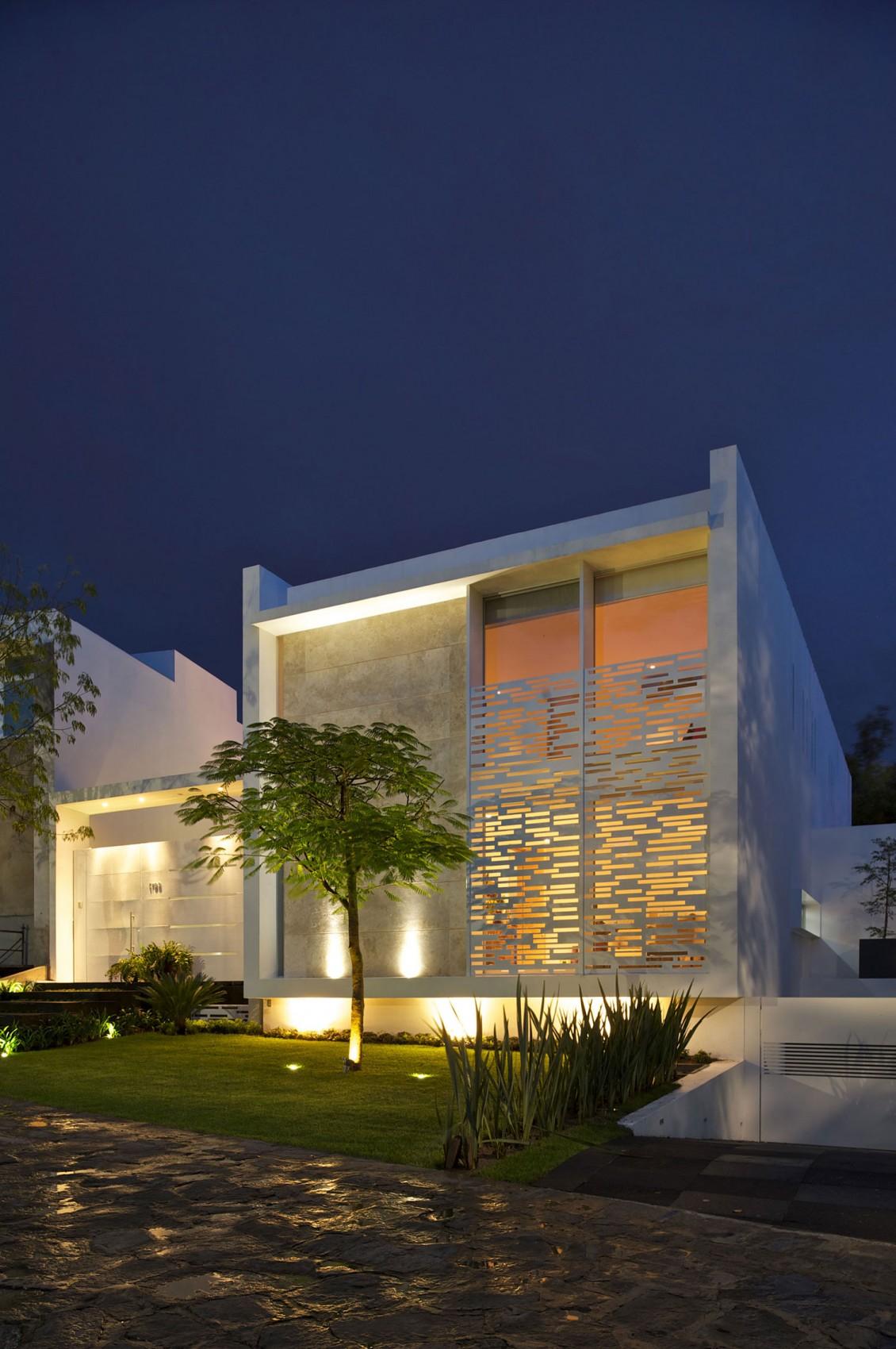 Игривый дом в Мексике фото 4
