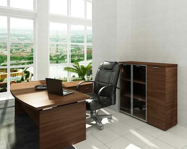 Дизайн интерьера офиса - задача №1