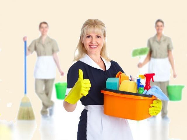 Доверяйте чистоту клининговым компаниям