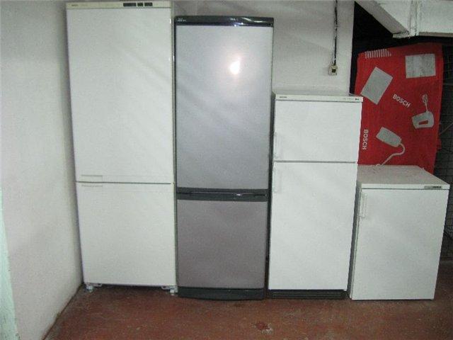 Утилизация старых холодильников