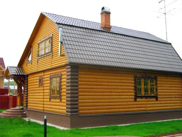 Обшиваем дом