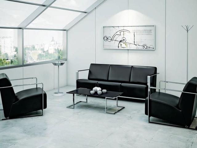 Выбираем мягкую офисную мебель