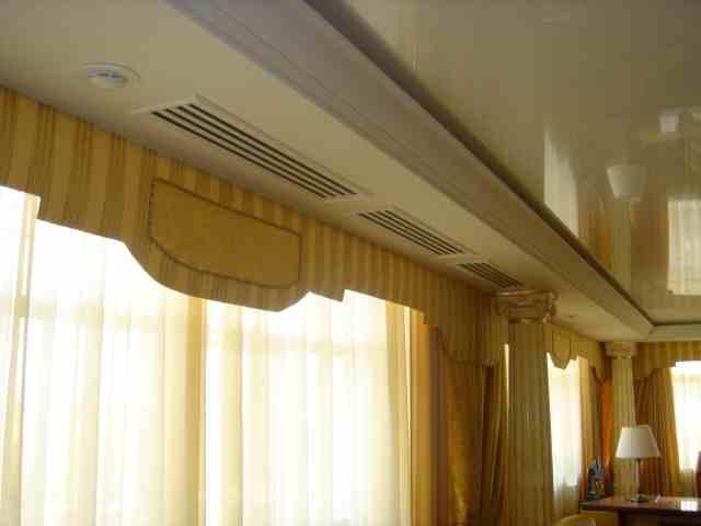 Вентиляция и кондиционирование воздуха