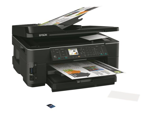 Принтеры: МФУ Epson WorkForce 630