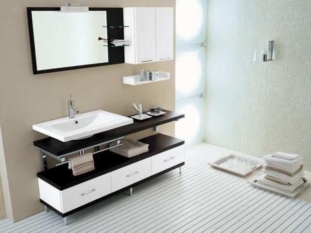 Мебель для ванной комнаты от Аквародос