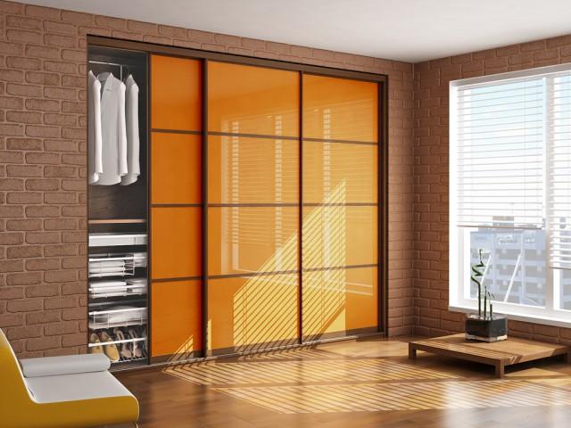 Шкаф купе в гостиную - 80 фото идей стильного сочетания в интерьере | 480x640