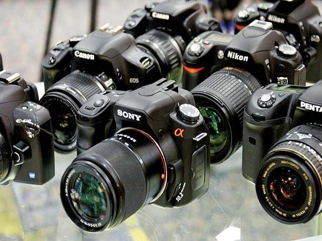 Фотоаппарат с высоким качеством фото