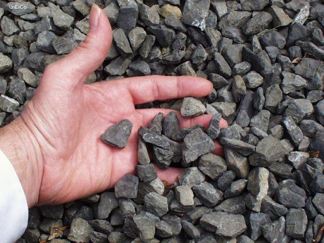 Применение мелкого гранитного щебня
