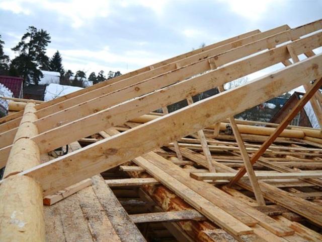 Вальмовая крыша: секреты монтажа