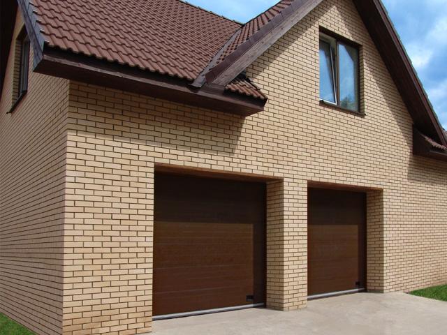 Приобретаем ворота для гаража