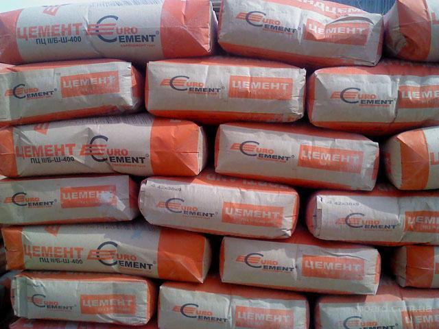 Цемент в мешках: тонкости выбора