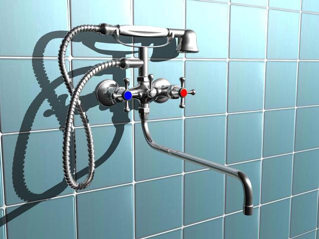 Классификация смесителей для ванной