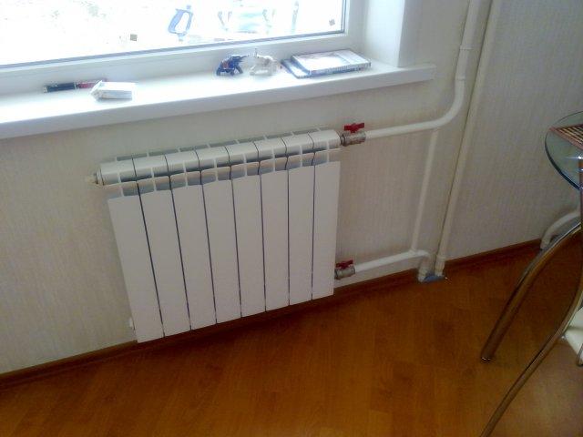 Хорошую погоду в доме создают радиаторы