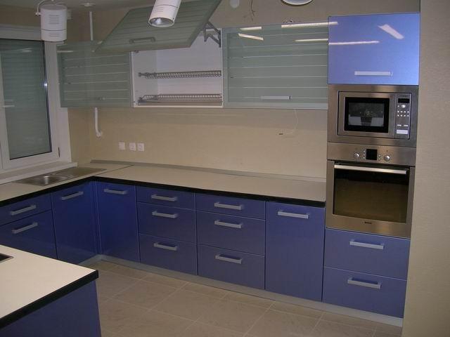 Современная мебель для кухни под заказ