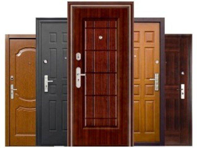 Уникальные свойства стальных дверей