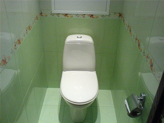 Способы маскировки труб в туалете
