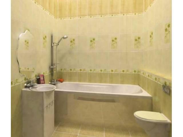 Как выбрать настенную плитку для ванной?
