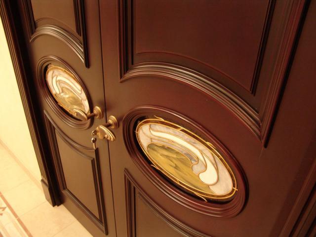 Металлические двери - как каменная стена