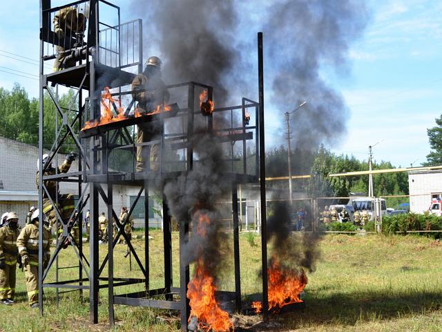 Дополнительная преграда для пожара