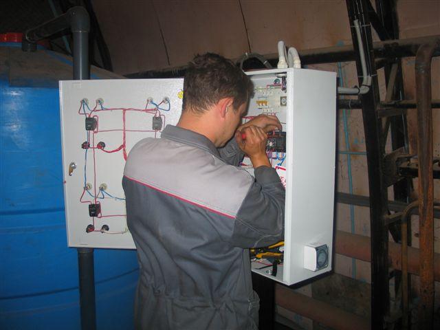 Об электромонтажных работах в Раменском