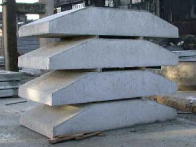 Железобетонные фундаментные подушки