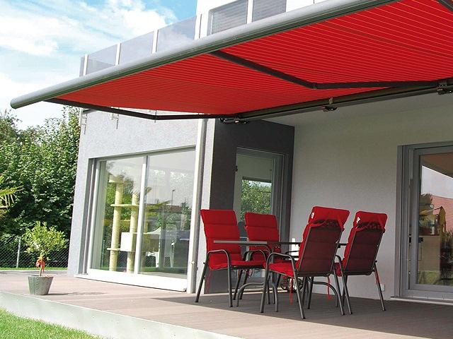 Современная защита вашего дома от солнца