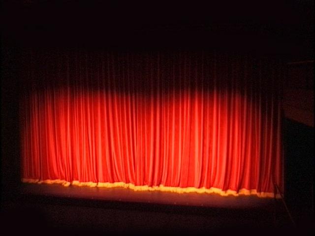 Современные занавесы для сцены