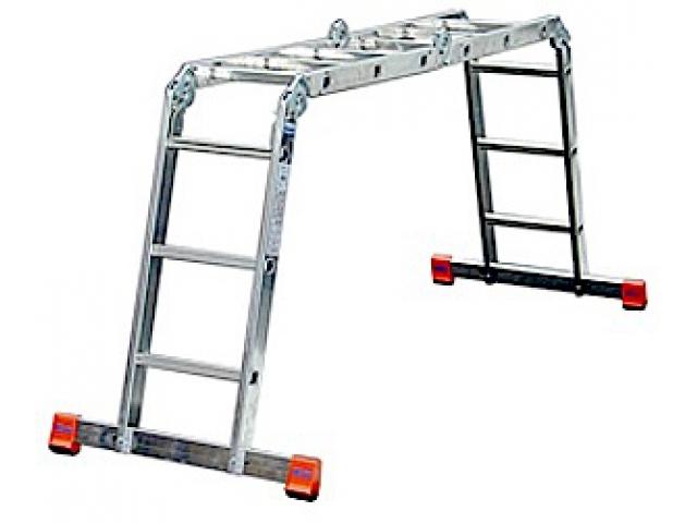 Современные лестницы трансформеры