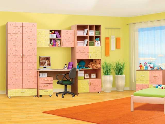 Такая мебель - настоящая мечта детства