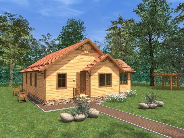 Что определяет цену проекта дома?