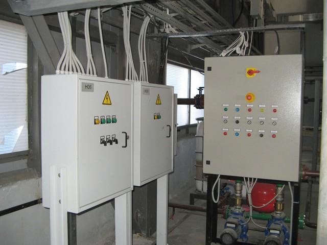 Монтаж электропроводки нужен проект