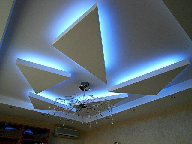 Светильники в роли подсветки