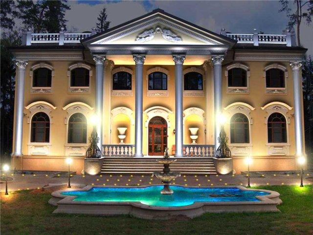 Почему выгодно купить дом на рублевке