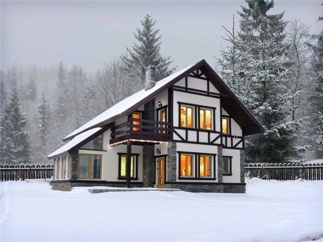 Преимущества строительства дома под ключ