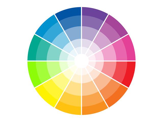 Классификация цветовой шкалы RAL