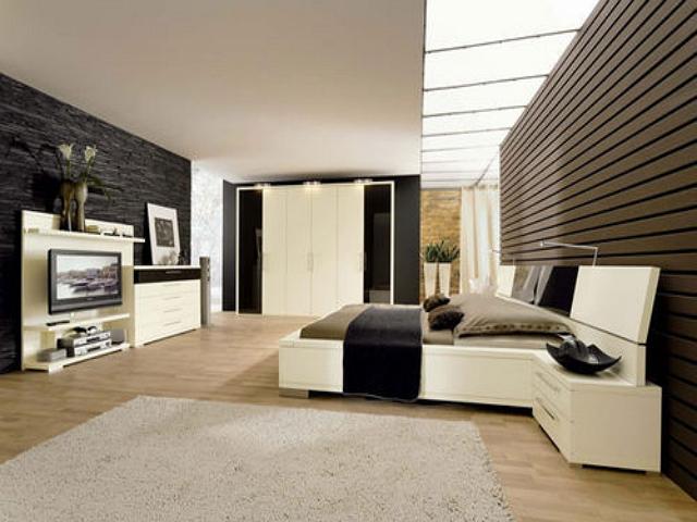 Выбираем стильную и комфортную спальню