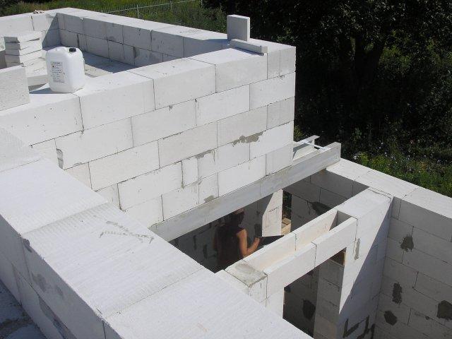 Блоки из ячеистого бетона для строительства
