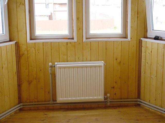 Монтаж системы отопления в здании