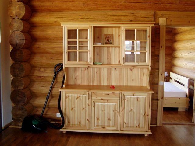 Современная мебель для сосны