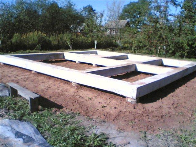 Строительство дома что за чем делать