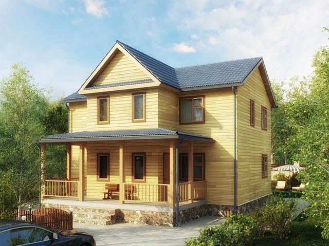 Что нам стоит дом из бруса построить?