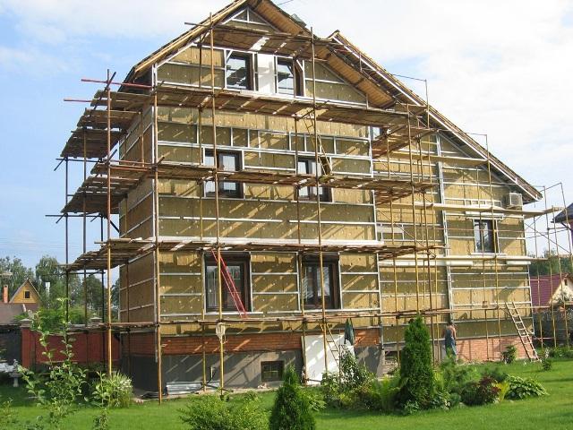 Как выбирать строительные леса?