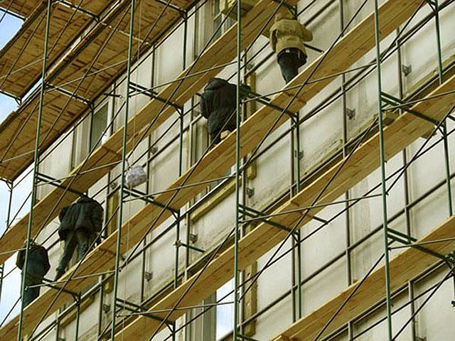Надёжные строительные леса в аренду