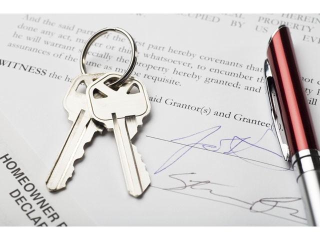 Договор аренды, когда регистрируем