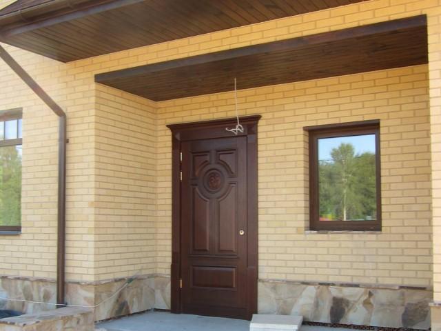 Надежная защита входа в ваш дом