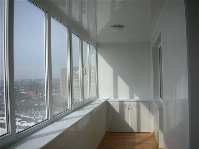 Остекление балкона - теплое и холодное
