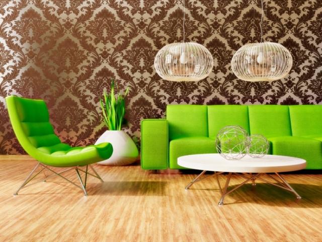 Основные тренды в дизайне интерьера 2014