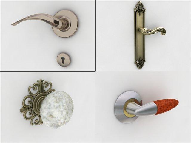 Дверная ручка: маленькая деталь, требующая пристального внимания!